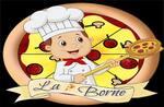 Logotipo La Borne Pizzaria