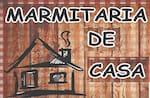 Logotipo Marmitaria de Casa
