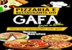 Logotipo Pizzaria e Restaurante do Gafa