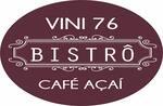 Logotipo Vini 76 Bistrô Açaí Café