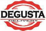 Logotipo Degusta Delivery