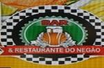 Logotipo Bar e Restaurante Espetinho do Negao