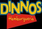 Logotipo Dinnos Hamburgueria Vila Velha
