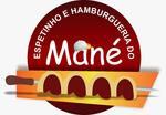 Logotipo Espetinho e Hamburgueria do Mané