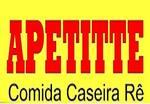 Logotipo Apetitte Comida Caseira