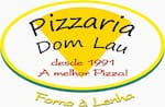 Logotipo Pizzaria Dom Lau