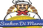 Logotipo Pizzaria Senhor Di Marco