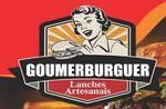 Logotipo Gourmerburguer Lanches Artesanais