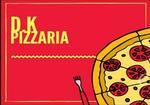 Logotipo D.k Pizzaria