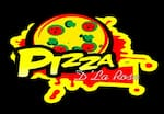 Logotipo Pizza D'la Rose
