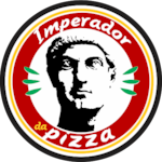 Logotipo Imperador da Pizza - Recreio