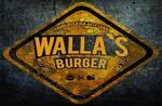 Logotipo Walla´s Burger