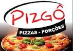 Logotipo Pizgô Pizzas