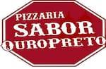 Logotipo Pizzaria Sabor Ouro Preto