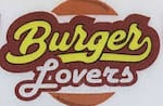 Logotipo Burger Lovers