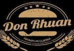 Logotipo Don Rhuan Hamburgueria