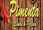 Logotipo Pimenta Pizzaria