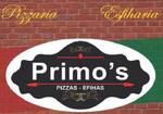 Logotipo Primo's Pizzaria