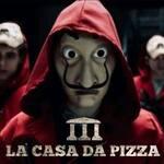 Logotipo La Casa da Pizza