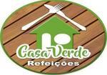 Logotipo Casa Verde Refeições