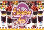 Logotipo Belvedere Açaí Delivery