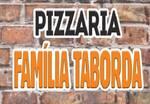 Logotipo Pizzaria Família Taborda