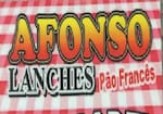 Logotipo Afonso Lanches Delivery