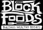 Logotipo Block Foods