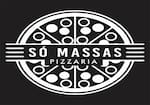 Logotipo Só Massas Pizzaria