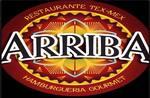 Logotipo Arriba Tex-mex - Hamburgueria Gourmet