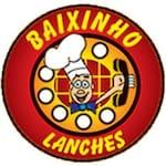 Logotipo Baixinho Lanches