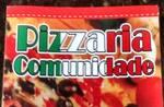 Logotipo Pizzaria Comunidade