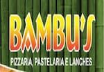 Logotipo Bambu´s Pizzaria e Pastelaria