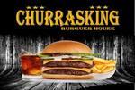 Logotipo Churrasking Burger House