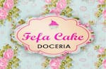 Logotipo Fefa Cake Doceria