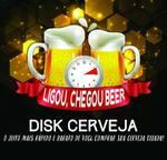 Logotipo Ligou Chegou Beer
