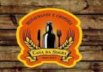 Logotipo Restaurante e Choperia Casa da Sogra
