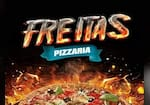Logotipo Freitas Pizzaria