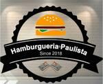 Logotipo Hamburgueria a Paulista