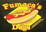 Logotipo Fumaças Dogs Carmona