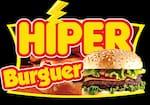 Logotipo Lanchonete Hiper Burguer