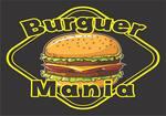 Logotipo Lanchonete Burgue Mania