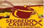 Logotipo Segredo Caseiro Restaurante e Marmitaria