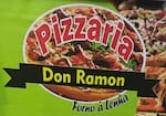 Logotipo Pizzaria Don Ramon