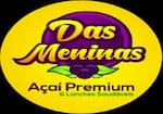 Logotipo Das Meninas Açaí e Lanches