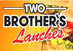 Logotipo Two Brother's Lanches