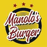 Logotipo Manolo's Burger