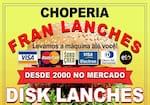 Logotipo Fran Lanches