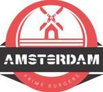 Logotipo Amsterdam Prime Burger
