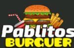 Logotipo Pablitos Burguer